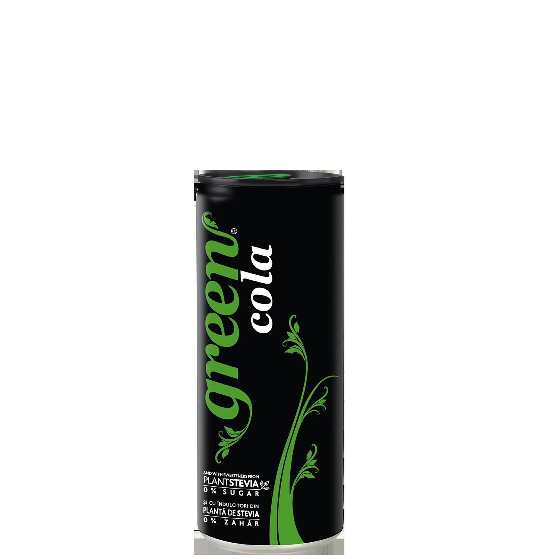 Green Cola - 330ml - Doza