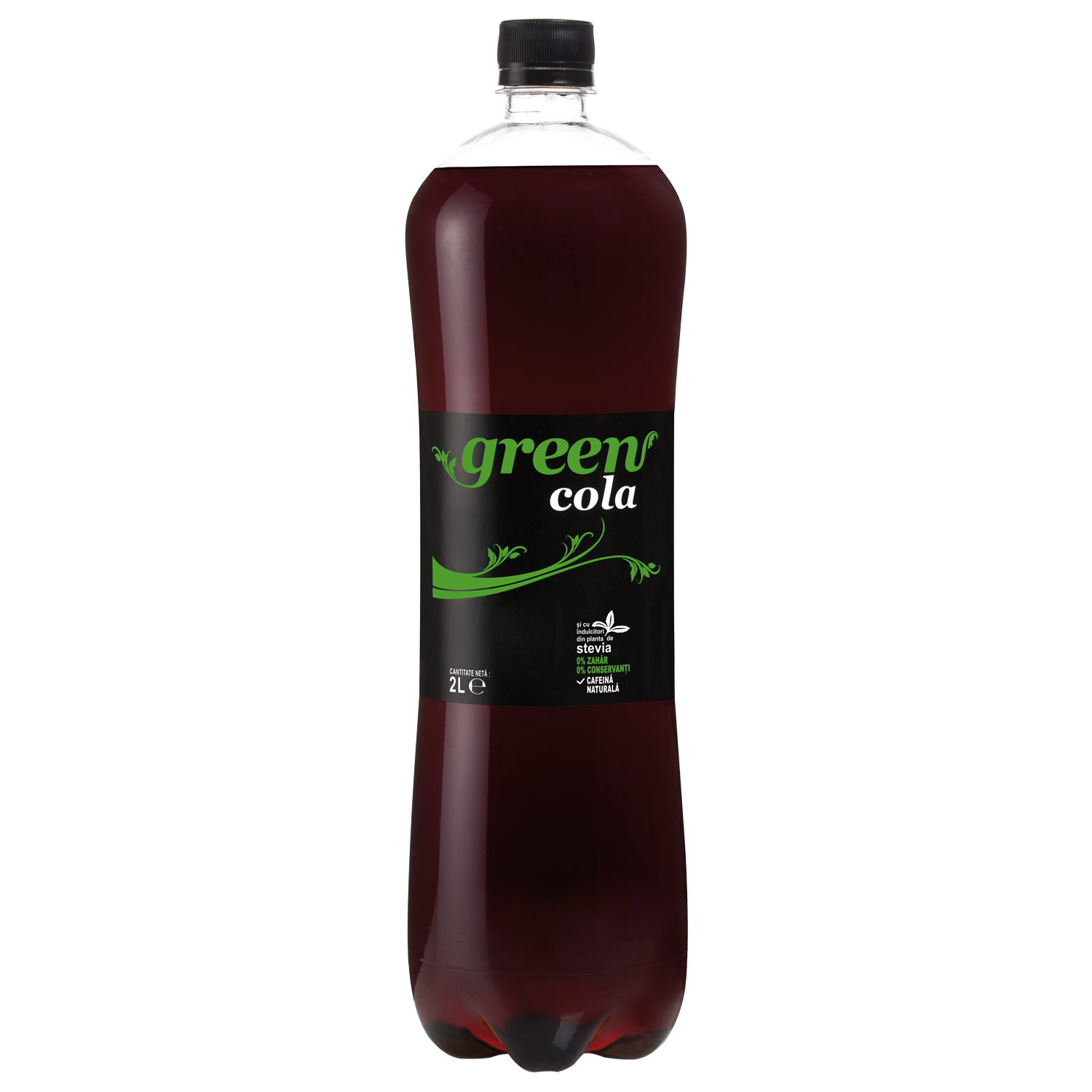 Green Cola - PET- 2 Litri