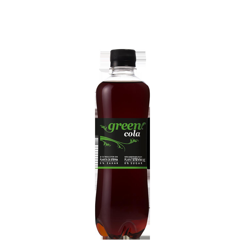 Green Cola - 500ml - PET