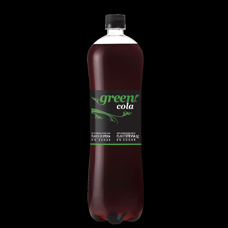 Green Cola - 1.5lt - PET