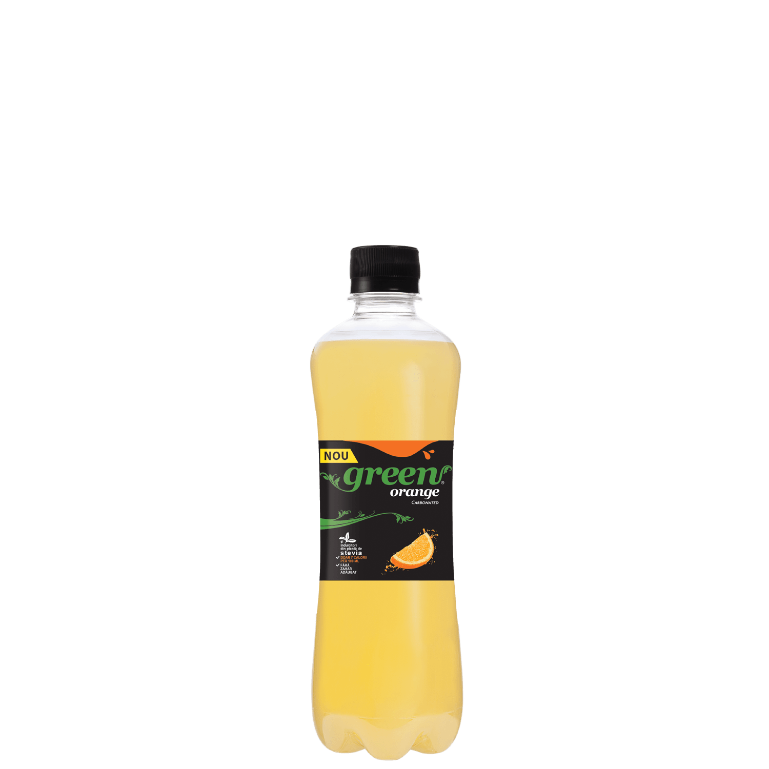Green Orange - PET - 500ml