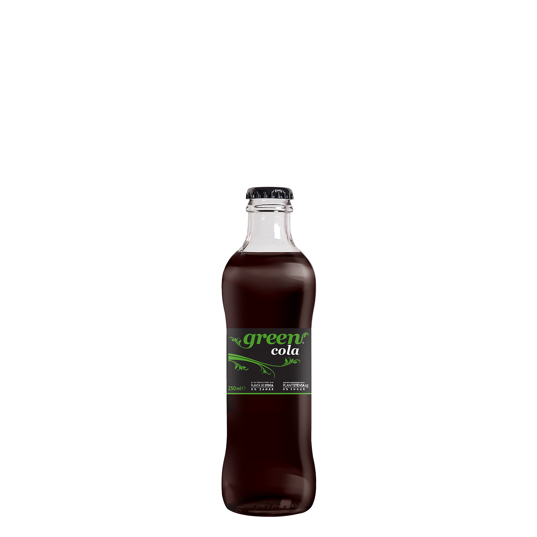 Green Cola - 250ml - Sticlă